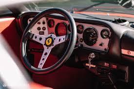 Ferrari dino 208 308 gt4 dashboard diffuser w/ dino logo. 1978 Ferrari 308 Gt4 Petrolicious