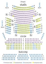 Gaiety Theatre Dublin Seating Chart The Gaiety Seating Plan Gaiety Main Auditorium Olympia