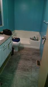 the only colors are bone and white the bathtub is an almond color and the sink toilet and towel fixtures are all white can t change out the bathtub at
