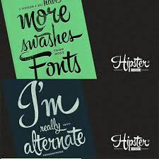 hipster script font free download hipster script pro for free uxfree com