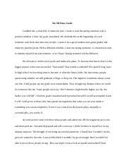 argument essay mind over mass media mind over mass media is the  3 pages personal essay