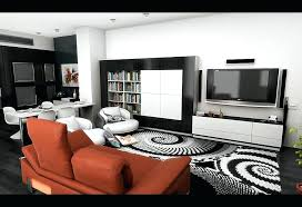 modern accent rugs for living room modern family living room with bold area rug orange and cozy red sofa and modern accent rugs for living room