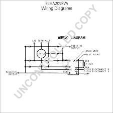 leece neville 8lha2098va wiring diagram
