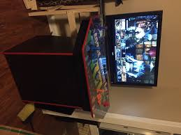 4 Player Arcade Cabinet Kit 4 Player Pedestal Diy Arcade Sean Figg