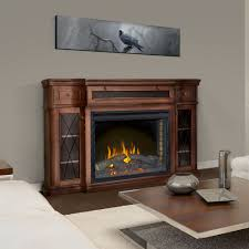 unthinkable electric fireplace media console 1
