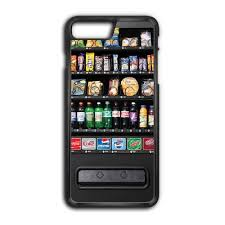 Portable Vending Machine Awesome Vending Machine IPhone 48 Plus Case CASESHUNTER
