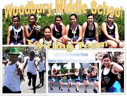 Woodbury Middle School Las Vegas Woodbury Twirling Team Las Vegas New Artistic Performance