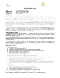Landscaper Resume Magnificent 40 Landscaper Resume Samples Proposal Spreadsheet