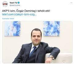 """Özgür Demirtaş on Twitter: """"5) Bir partinin ilçe başkanlarının Kurtlu  Ayazlı sözlerle beni TEHDİT etmesini mi istersin: https://t.co/WT4enlRrIo""""  / Twitter"""