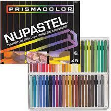 Prismacolor Nupastel P 274 48 Color Set