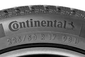 Equal Tire Size Chart What Your Tire Size And Number Say