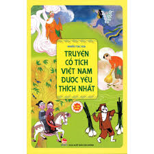 Sách - Truyện Cổ Tích Việt Nam Được Yêu Thích Nhất