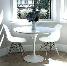 saarinen round dining table inside top black tulip style marble oval ideas 17