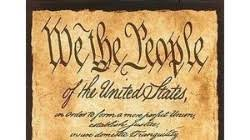 Ensure Domestic Tranquility Preamble To The Constitution Declaration Of Independence