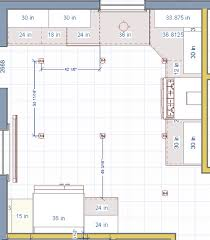 kitchen lighting layout. Recessed Lighting Layout For Kitchen H