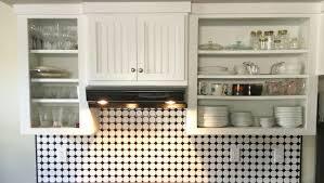 Under Cabinet Shelving Kitchen 5 Diy Kitchen Updates Under 100
