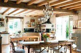 modern french country kitchen. French Country Home Design Kitchen Style Modern E
