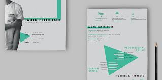 resume for graphic designers best free resume templates in psd and ai in 2018 colorlib