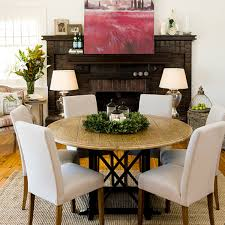 distressed black dining room table. Provincial Oak Round Dining Table 1400mm Distressed Black - Tables Room B