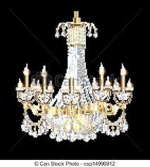 diamonds clipart chandelier