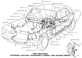 Full size of mustang wiring diagrams average restoration aro diagram gauges pictorial or schematic archived on