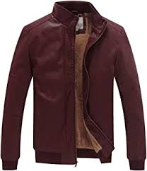 <b>Mens</b> Leather and <b>Faux Leather</b> Jackets | Amazon.com