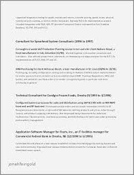 Sample Resume For Sales Manager In Telecom Elegant 25 Unique Sales