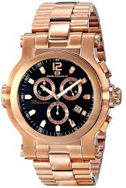 rose gold watches on gommap blog oceanaut men s oc0826 baccara xl analog display quartz rose gold watch