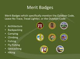 Leave No Trace In Bsa Advancement And Awards Ppt Download