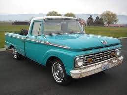 1964 Ford F-100, Grandpa's Truck with New 302 for sale: photos ...