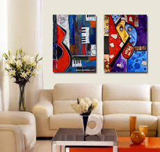 Top Rated Living Room Furniture 2017 Home Decor Picasso Style Abstract Top Rated Waterproof Canvas