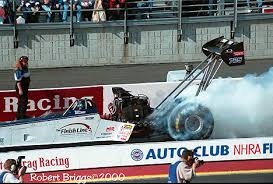 Drag Racing Picture of the Day - Farewell to Bobby Baldwin, Top Fuel Racer