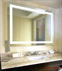 lighted vanity wall mirrors bathroom wall mirror ideas bathroom vanities lighted vanity wall mirror led lighted