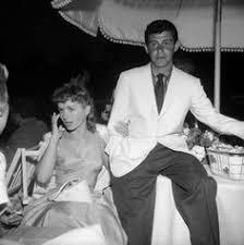 eddie fisher debbie reynolds. Fine Fisher Eddie Fisher And Debbie Reynolds On A