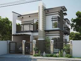 New Model House Design Philippines Second Floor House Design Philippines Minimalist House