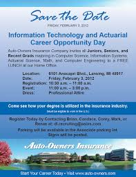 auto owners career opportunity information session