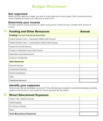 Expenses Spreadsheet Template Excel Budget Worksheet Template Home