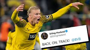 🖤 official borussia dortmund account 💛 #bvb #borussiadortmund #yellowwall Borussia Dortmund News Der Haaland Hype Beim Bvb Geht Weiter Fussball News Sky Sport