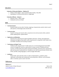 Librarian Resume Horsh Beirut