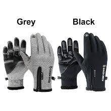 Мужские зимние <b>теплые перчатки</b> Водонепроницаемые ...