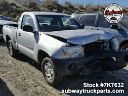 Used Parts 2007 Toyota Tacoma 2.7L 4x2 | Subway Truck Parts, Inc.