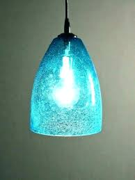 turquoise pendant light teal glass dome home fashionable hanging lamp turqu turquoise pendant lamp