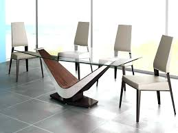 modern dining set with bench contemporary table tables extendable dinner white sets room modern dining room chairs t7