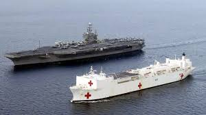 The Largest Everyone Us World Uses Hospital How Help Navy Ships To In