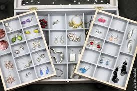 diy jewelry organizer storage box crafts unleashed 2