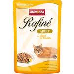 <b>Паучи Animonda Rafine Adult</b> with Chicken in Royale с курицей в ...