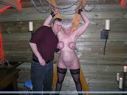 Slavegirl mystique tit hanging
