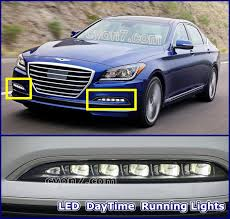2015~2016 hyundai genesis sedan fog light lamp complete kit this wiring harness kit is completely finished kit