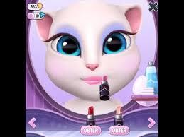 best games for kids my talking angela fun makeup games pet care dress up