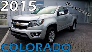 2015 CHEVROLET COLORADO EXTENDED CAB LONG BOX 2-WHEEL DRIVE LT ...